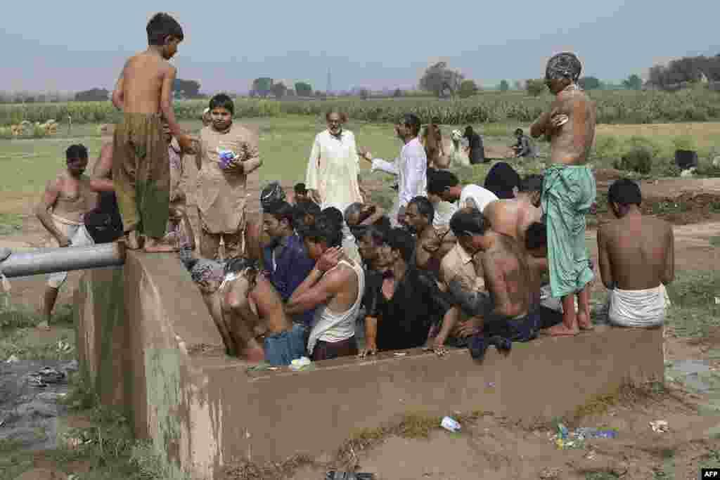 Pakistanda Qurban bayramı