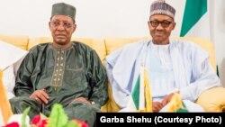 Shugaba Idris Deby na Chadi, Shugaba Muhammadu Buhari na Najeriya