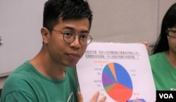 香港環保觸覺高級研究主任麥志杰。(美國之音湯惠芸)