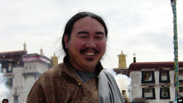 Tibetan environmentalist Karma Samdrup is among a growing number of Tibetan intellectuals imprisoned by Chinese authorities.