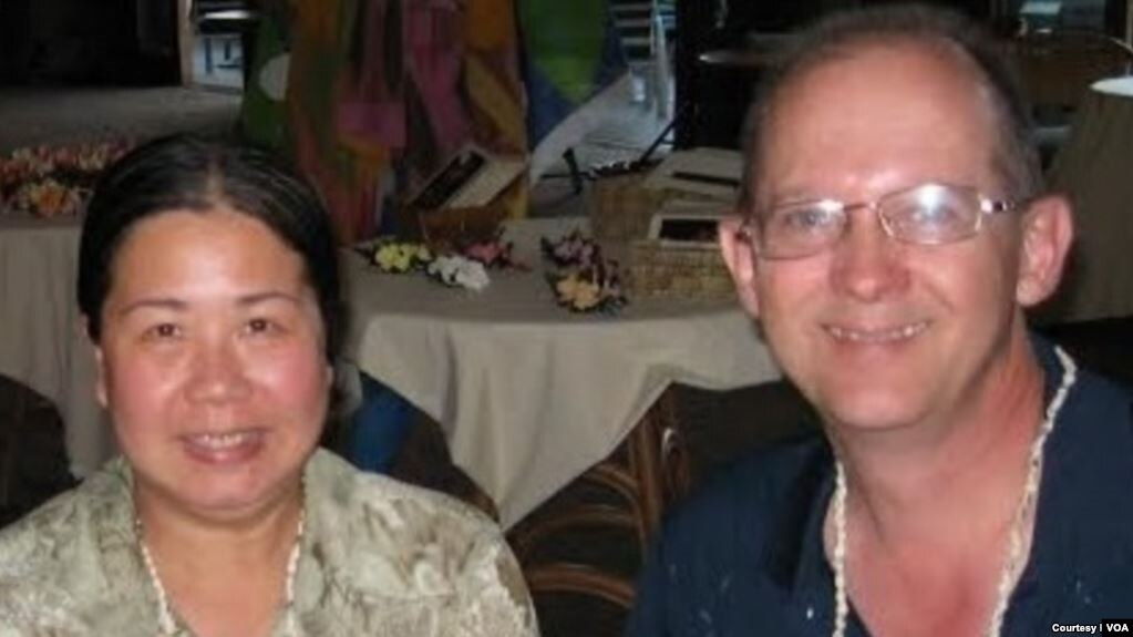 被判间谍罪的华裔公民被中国驱逐后回到美国