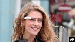 Google meluncurkan 'Project Glass', kacamata masa depan yang terhubung dengan internet (Foto: dok)
