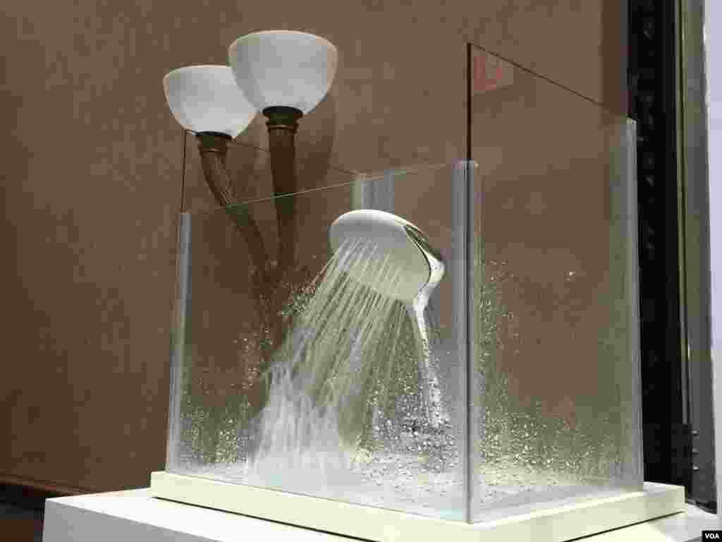 سردوش هوشمندی که میزان مصرف آب شما را تنظیم و بهینه سازی میکند