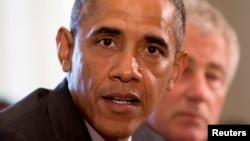 Barack Obama sostuvo que otros temas, como el presupuesto de la nación y la reforma migratoria, no deben ser olvidados en un momento en que Siria es la discusión principal.