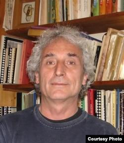 Pierre Boilley, Professor of History in Paris (VOA)
