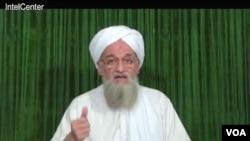 Dalam pesan video melalui internet, pemimpin Al-Qaida, Ayman al-Zawahiri mengakui tewasnya Abu Yahya al-Libi, orang kedua jaringan teroris al-Qaida (foto: dok).