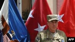 Генерал Дэвид Петреус. Кабул. 18 июля 2011 года