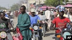 Maiduguri, Nijeriya