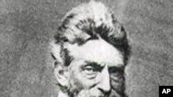 美国反对蓄奴的极端主义者约翰·布朗
