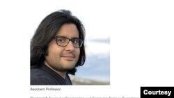 美国纽黑文大学计算机科学助理教授瓦希德·贝扎丹(Vahid Behzadan)(纽黑文大学网站)