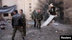 Varias ciudades en Siria continúan sacudidas por la violencia.