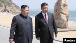 媒体观察:川普金正恩,谁是两面人?
