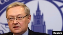 俄羅斯副外長謝爾蓋.里亞布科夫