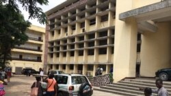 Reportage d'Arsène Séverin sur la fin de la grève universitaire à Brazzaville