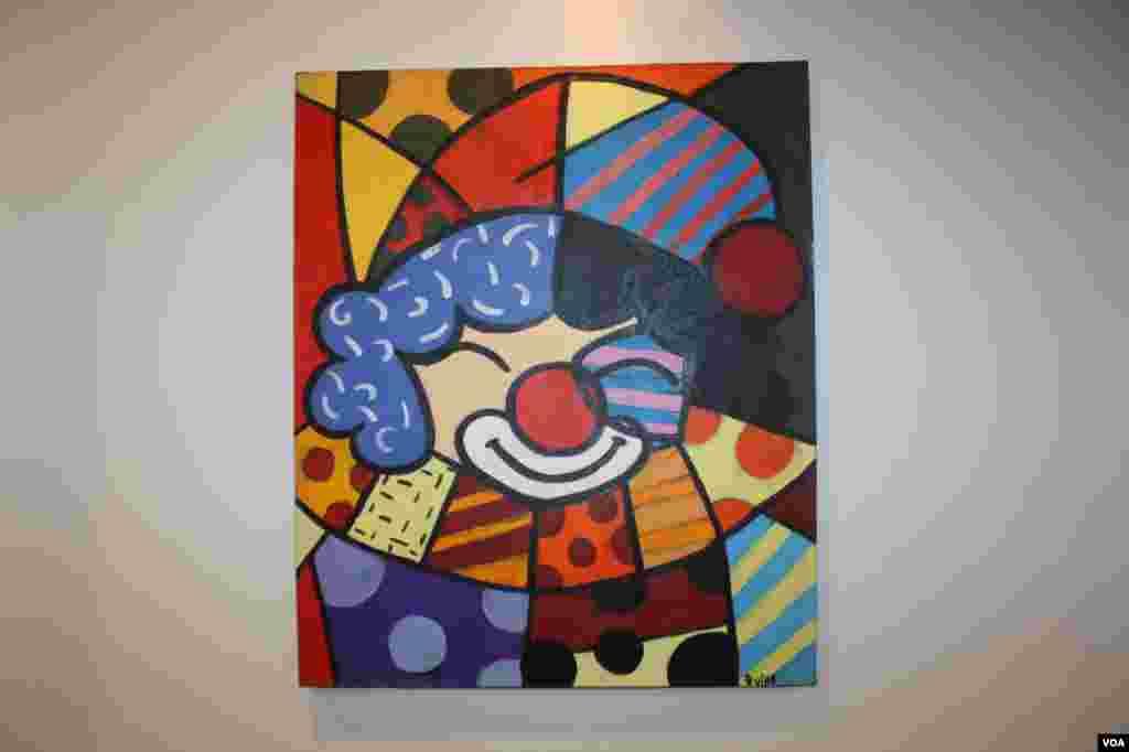 """""""Colores de vida"""", es un proyecto de arte inclusivo."""
