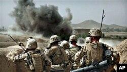 افغان جنگ اور روس امریکہ تعلقات