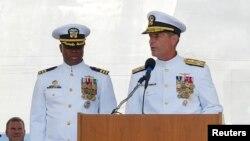 Đô đốc Hải quân Hoa Kỳ Bill Moran.