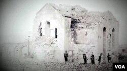 კუმურდოს ტაძარი 1902 წელს