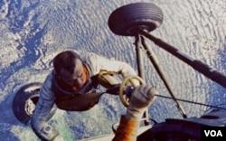 Istorija leta u svemir-korak za cijelo čovječanstvo