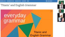 TALK2US: Titanic Grammar