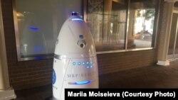 Робот на ім'я Розі в Вашингтоні