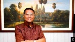Cựu Đại sứ Campuchia ở Philippines Hos Sreythoun
