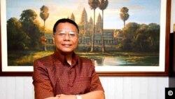 Ðại sứ Campuchia tại Philippines Hos Sereythonh