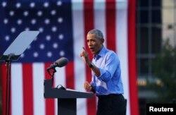 Rais mstaafu Barack Obama