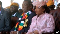 Amai Auxilia Mnangagwa
