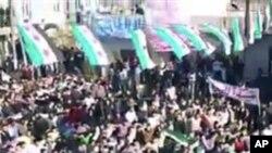 시리아 반정부 시위대