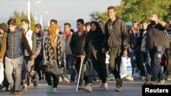 سال گذشته میلادی حدود ۴۸ هزار افغان به کشورهای اروپایی پناه بردند