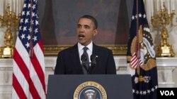 Prezidan Barack Obama (foto achiv)