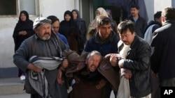 VOA Asia - Dozens Die in Kabul Blast