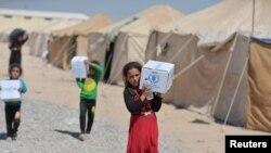 ဆီးရီယားအတြက္ ကုလကူညီေရးယာဥ္တန္းမာ်း အသင့္ရိွ