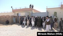 دفتر ولایتی کمیسیون انتخابات در بلخ دوباره باز شد