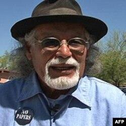 墨西哥裔美国人活动家番乔•梅迪纳