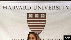 L'Université Harvard, à Cambridge, le 5 avril 2000.