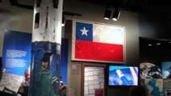 Smithsonian exhibit: 'Against All Odds: Rescue at the Chilean Mine'
