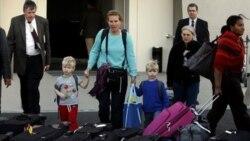 هزاران خارجی مصر را ترک می کنند