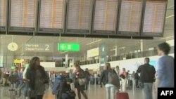 Almanya Kül Nedeniyle Hava Sahasını Kısmen Kapatıyor