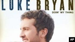 """Luke Bryan's """"Doin' My Thing"""" CD"""