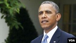 Presiden AS Barack Obama mengungkapkan keprihatinannya kepada Lebanon mengenai peran Hizbullah di Suriah (foto: dok).