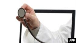 加拿大北部正在试验带有音像链接的远程医疗系统