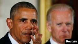Obama emocionou-se ao anunciar as medidas