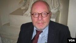 Бендт Янгфельдт, шведский профессор-славист