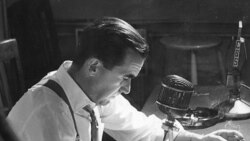 [인물 아메리카 오디오] 방송 저널리즘의 아버지, 에드워드 R. 머로우