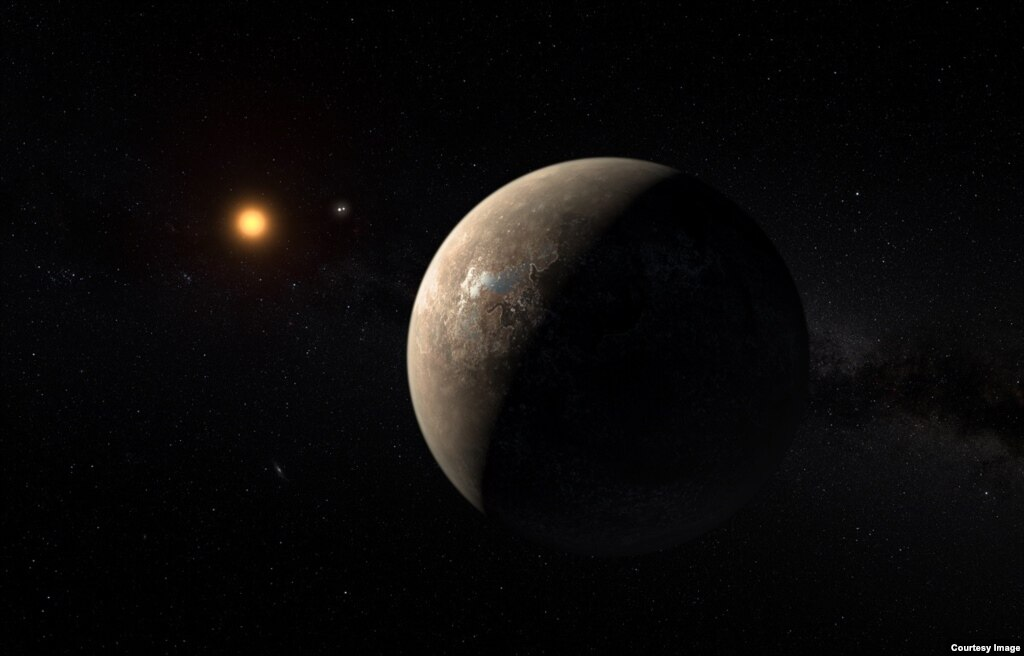 Possible Earth-Like Planet Next Door?