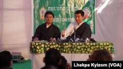 Tibetan Administration Convenes Press Conference in Bodhgaya