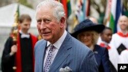 Принц Чарльз (архивное фото)