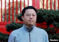2015年1月1日,南京市委书记杨卫泽参加跑步活动。他在2015年7月31日被开除中共党籍和公职